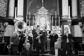 Concert in de Begijnhofkerk, Lier (B)